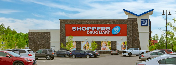 Shoppers Drug Mart - Aspen Landing Shopping Centre